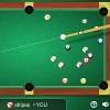 Jeu Multiplayer Pool Profi en plein ecran