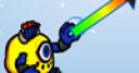 Jeu Multiplayer Snowball Duel