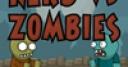 Jeu Nerd vs Zombies: survive