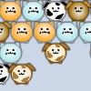 Jeu P-Cat Bubble Shooter en plein ecran