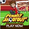 Jeu Penalty Shootout Multiplayer Game en plein ecran