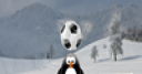 Jeu Penguin Soccer
