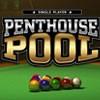 Jeu PentHouse Pool Single Player en plein ecran