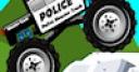 Jeu Police Monster Truck