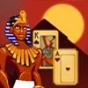 Jeu Pyramid Solitaire: Ancient Egypt en plein ecran