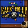 Jeu Rack 'Em Up 8 Ball en plein ecran
