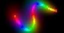 Jeu Rainbow Worm