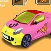 Jeu Renault Wind Car Coloring en plein ecran