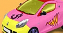 Jeu Renault Wind Car Coloring