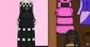 Jeu retro fashion vintage dress-up girl game 2