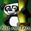 Jeu Rise and Fall en plein ecran