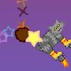 Jeu Rocketcat en plein ecran