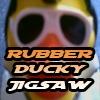 Jeu Rubber Ducky Jigsaw en plein ecran