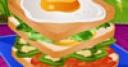 Jeu Sandwich Green