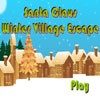 Santa Claus Winter Village Escape