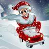 Santas Delivery Van
