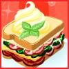 Jeu Shaquita's Sandwich Maker en plein ecran