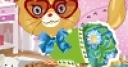 Jeu Smiley Kitten Dressup