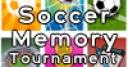 Jeu Soccer Memory Tournament