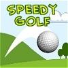 Jeu Speedy Golf en plein ecran