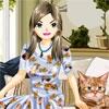 Jeu Stylish Cat Lover en plein ecran