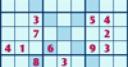 Jeu Sudoku X