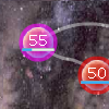 Jeu Lionga Galaxy-Multiplayer Realtime Strategy en plein ecran