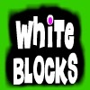 Jeu White Blocks en plein ecran