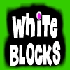 Jeu White Blocks en plein ecran