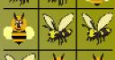 Jeu Tic Tac Toe Bee
