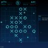 Jeu Tic-Tac-Toe Modern Multiplayer en plein ecran