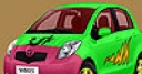 Jeu Toyota Yaris Car Coloring