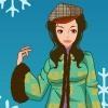 Jeu Trendy Winter Dress Up en plein ecran