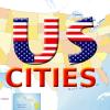Jeu US Cities en plein ecran