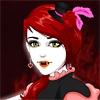 Jeu Vampire Christina Dressup en plein ecran