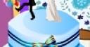 Jeu Wedding Cake Decoration Party