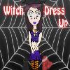 Jeu Witch Dress Up en plein ecran
