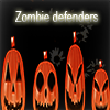 Jeu Zombie Defenders en plein ecran