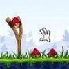 Jeu Angry Birds en plein ecran
